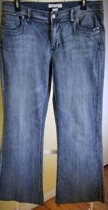 Used White House Black Market  jeans